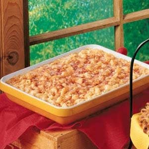 Deluxe Macaroni 'n' Cheese