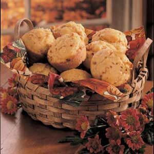 Dijon Ham Muffins