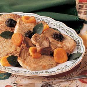 Autumn Pork Chops
