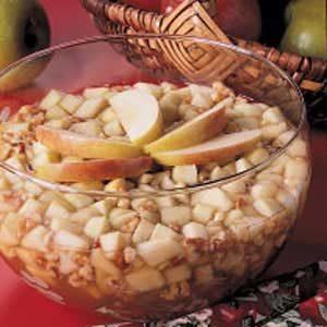 Walnut Apple Cider Salad