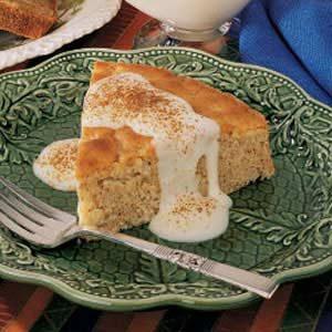 Clove Apple Cake