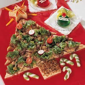 Party Sandwich Tree