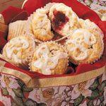 Sweet Raspberry Muffins