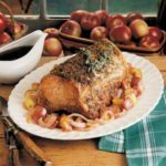 Herbed Pork and Apples