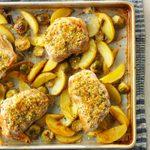 Pan-Roasted Pork Chops & Potatoes