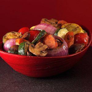 Cajun Summer Vegetables