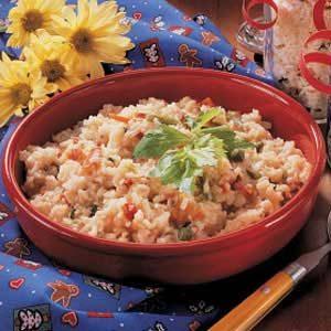 Vegetable Rice Mix
