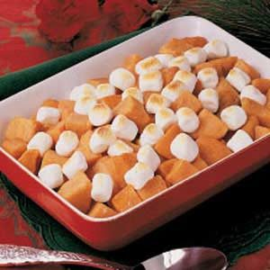 Special Sweet Potatoes