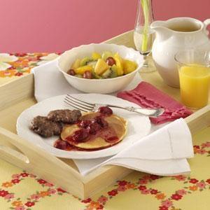 Rosemary-Mustard Sausage Patties