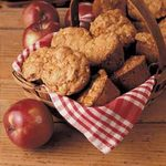 Nutty Apple Muffins