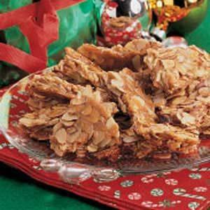 Buttery Almond Crunch