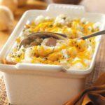Mashed Potato Sausage Bake