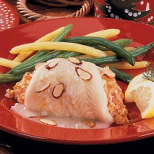 Crab-Stuffed Sole