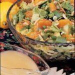 Mandarin Avocado Toss