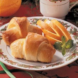 Orange Crescents