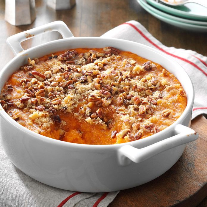 Mom's Sweet Potato Bake