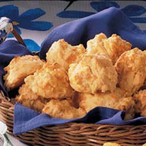 Cornmeal Drop Biscuits