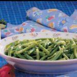 Basil Green Beans