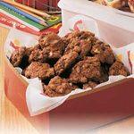 Mocha Fudge Cookies