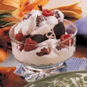 Raspberry Cupcake Dessert