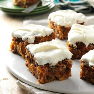 Tropical Carrot Cake