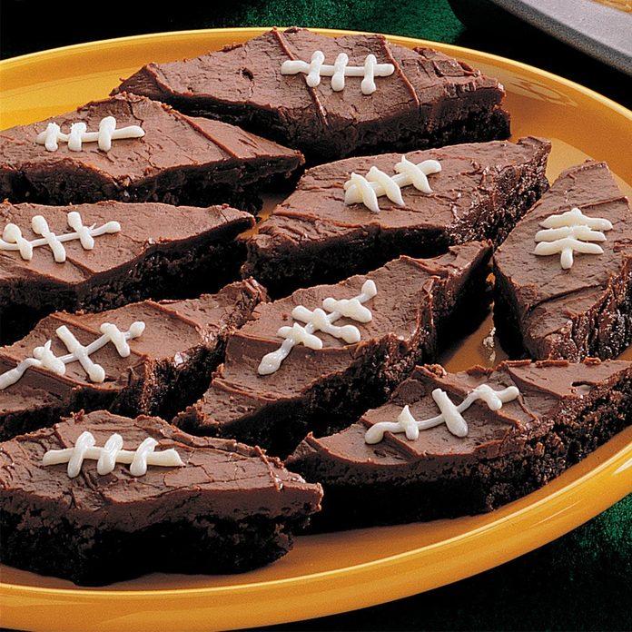 Football Brownies