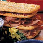 Sweet Club Sandwich