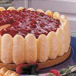 Favorite Ladyfinger Cheesecake