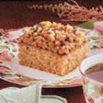 Microwave Oatmeal Cake