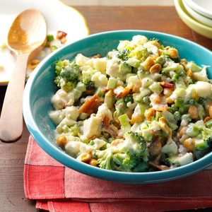 Veggie Chopped Salad