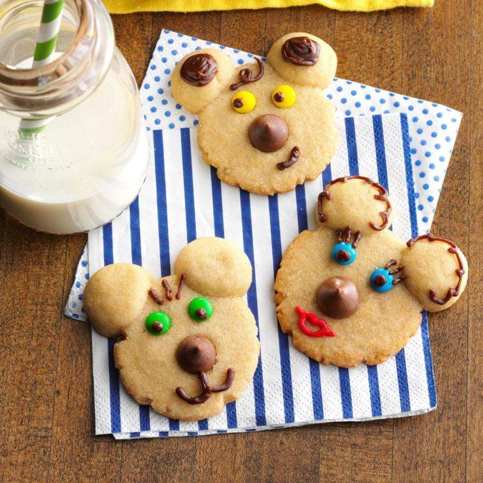 Beary Cute Cookies