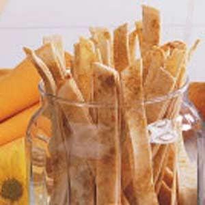 Tortilla Snack Strips