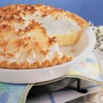 Coconut Cream Meringue Pie
