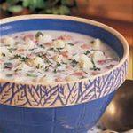 Ham Cauliflower Chowder