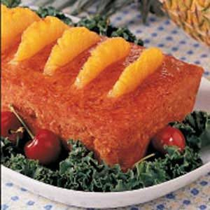 Contest-Winning Pineapple Ham Loaf