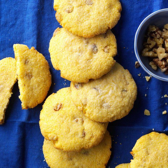 Soft Cornmeal Cookies