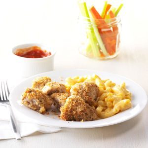 Parmesan Chicken Bites