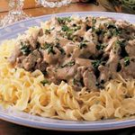 Three-Step Stroganoff