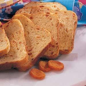 Apricot Nutmeg Bread