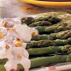Asparagus Salad Supreme