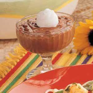 Peanutty Chocolate Pudding