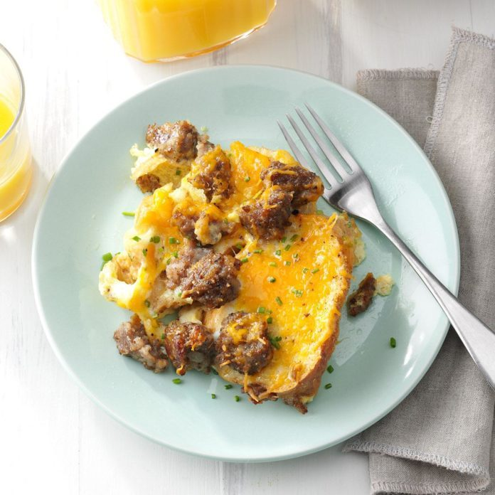 Savory French Toast