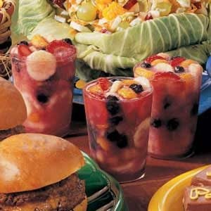 Tutti-Frutti Cups