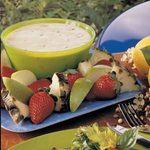Orange-Pecan Fruit Dip