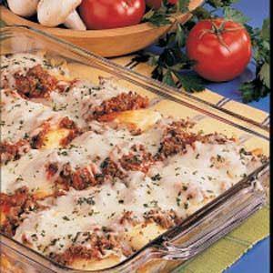 Turkey Ravioli Lasagna