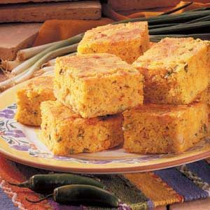 Crawfish Corn Bread