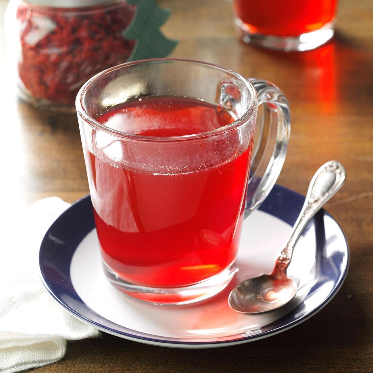 Cherry-Almond Tea Mix