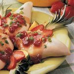 Chicken with Spicy Fruit