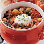 Vegetable Lentil Stew