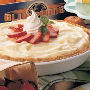 Strawberry Cheesecake Pie